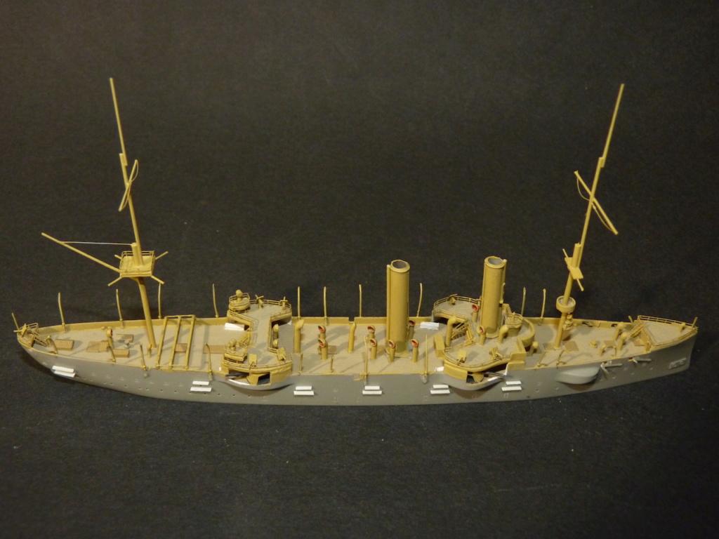 USS Chicago - croiseur protégé 1/700 COMBRIG - Page 3 P1110559