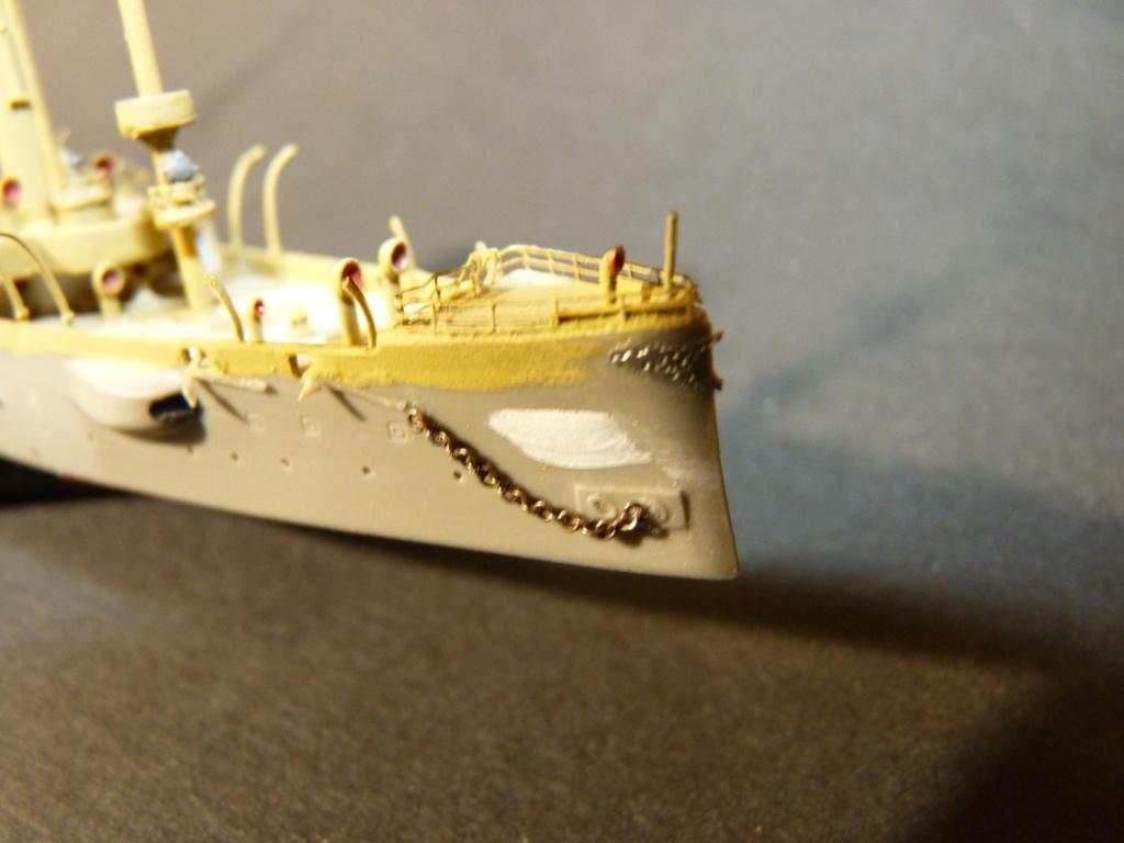 USS Chicago - croiseur protégé 1/700 COMBRIG - Page 3 P1110915