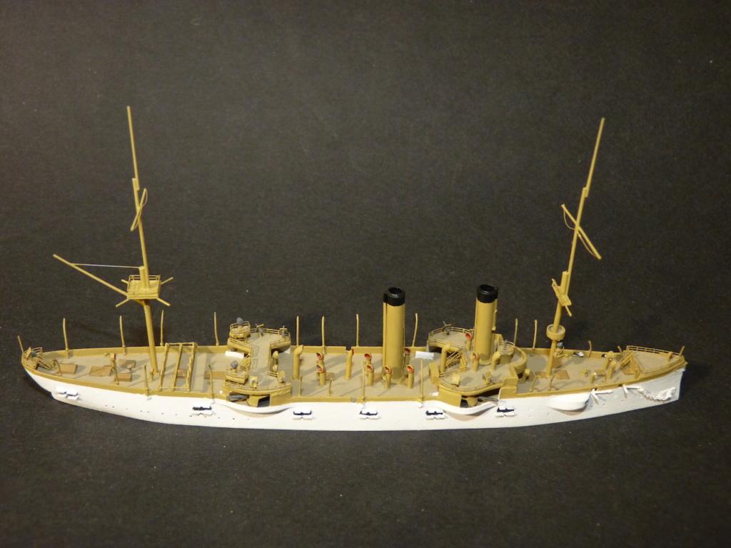 USS Chicago - croiseur protégé 1/700 COMBRIG - Page 3 P1110919