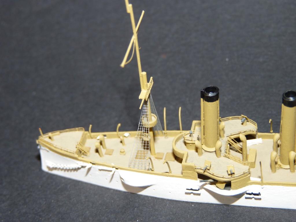 USS Chicago - croiseur protégé 1/700 COMBRIG - Page 4 P1110924