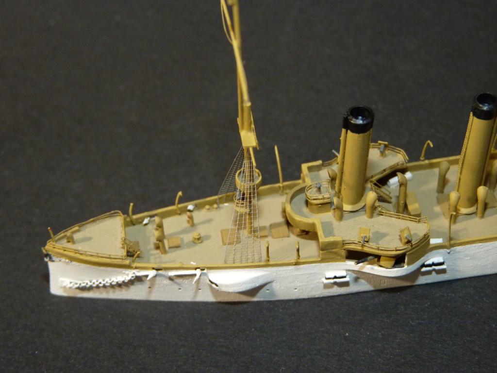 USS Chicago - croiseur protégé 1/700 COMBRIG - Page 4 P1110926