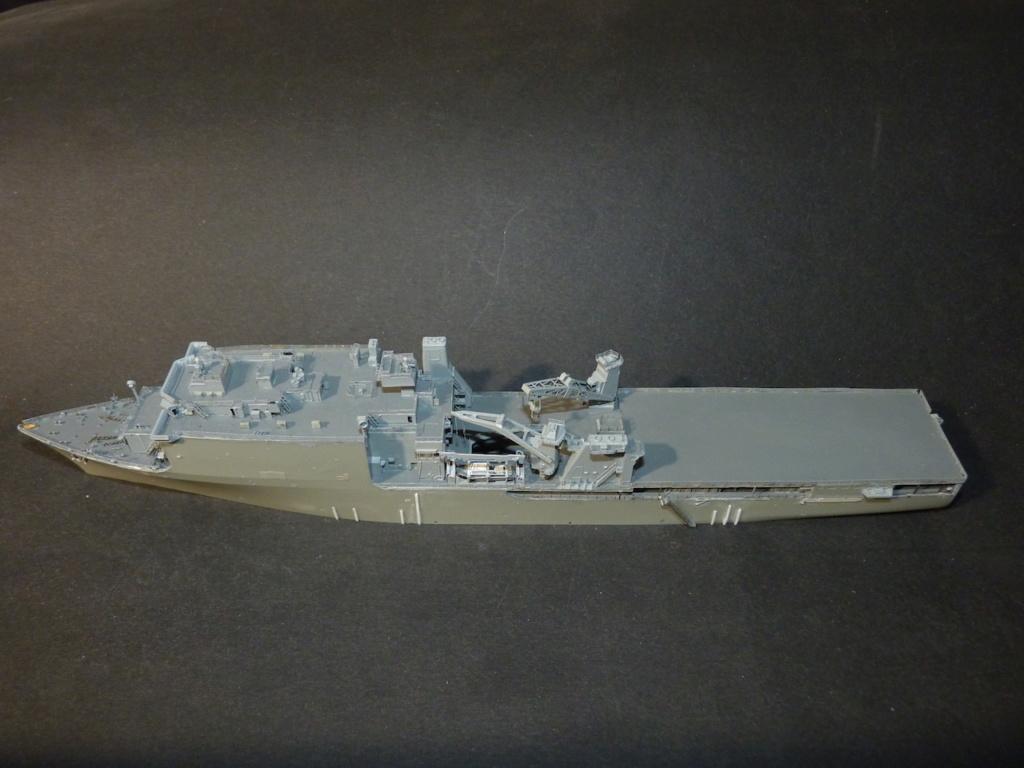 USS Tortuga - LSD 46 1/700 ORANGE HOBBY   - Page 2 P1110941