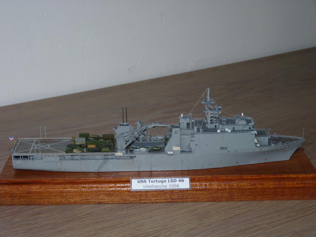 USS Tortuga - LSD 46 1/700 Orange Hobby   P1110949