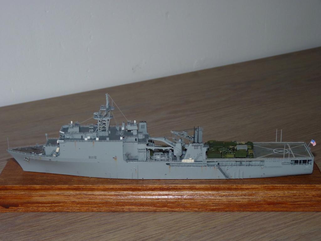 USS Tortuga - LSD 46 1/700 Orange Hobby   P1110950