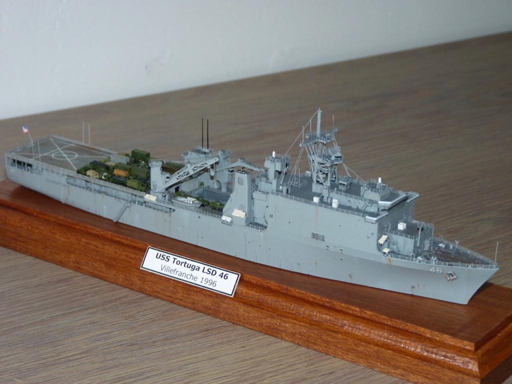 USS Tortuga - LSD 46 1/700 Orange Hobby   P1110952