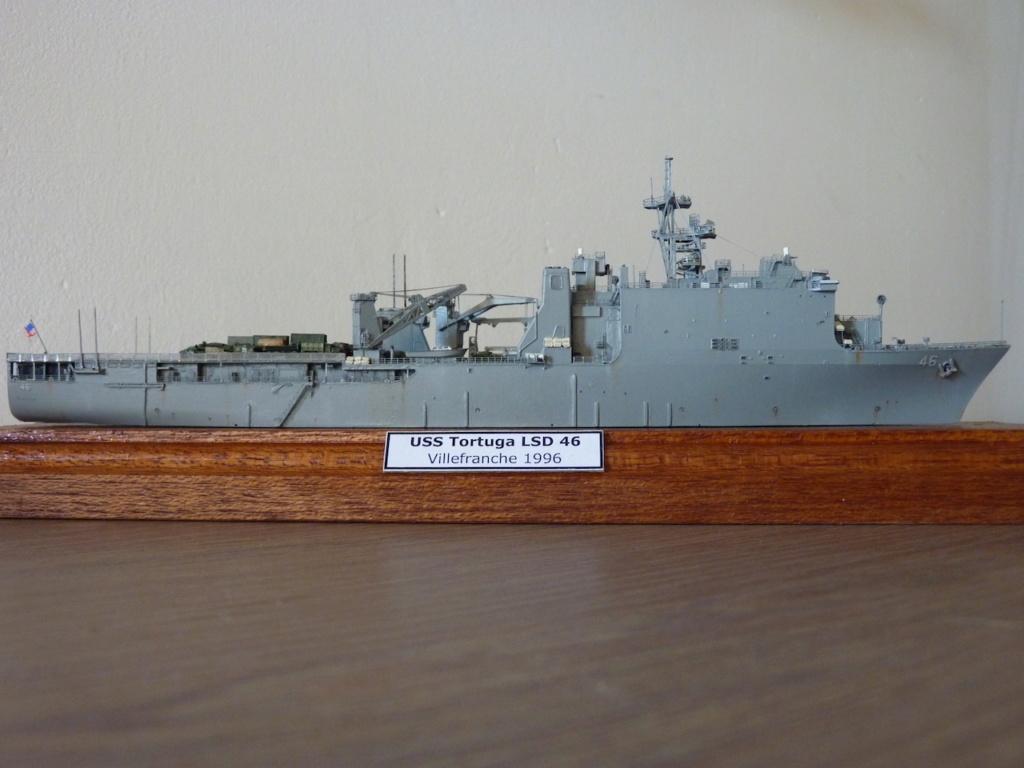 USS Tortuga - LSD 46 1/700 Orange Hobby   P1110953