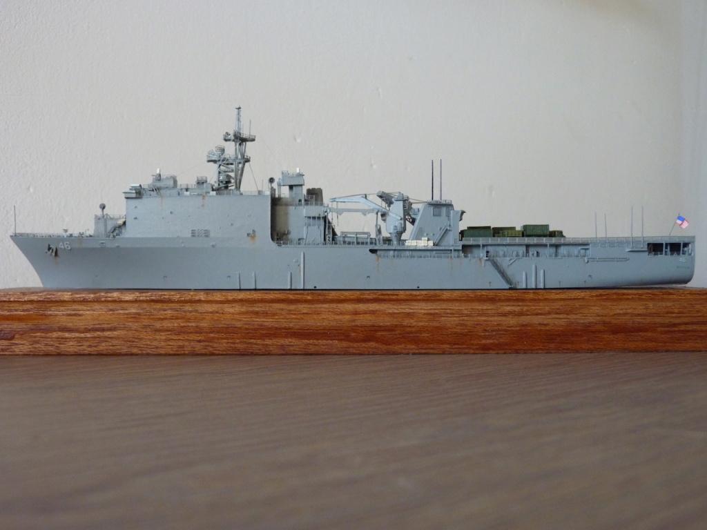 USS Tortuga - LSD 46 1/700 Orange Hobby   P1110954