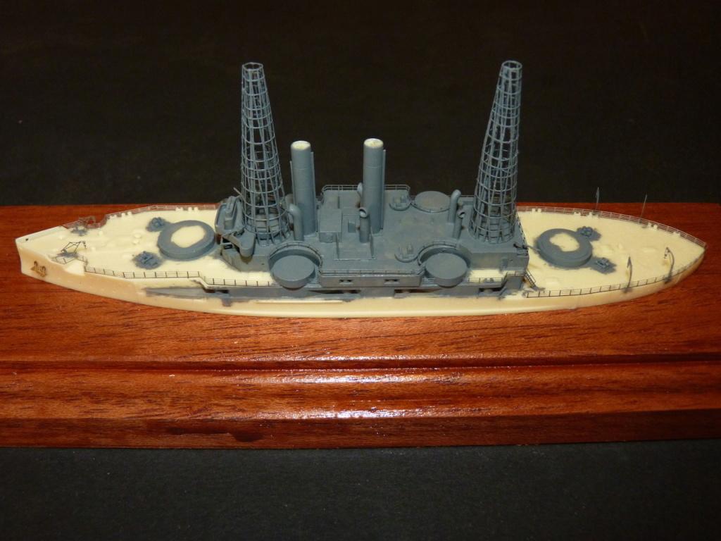 USS Idaho - BB 24 1/700 SAMEK   - Page 2 P1110982