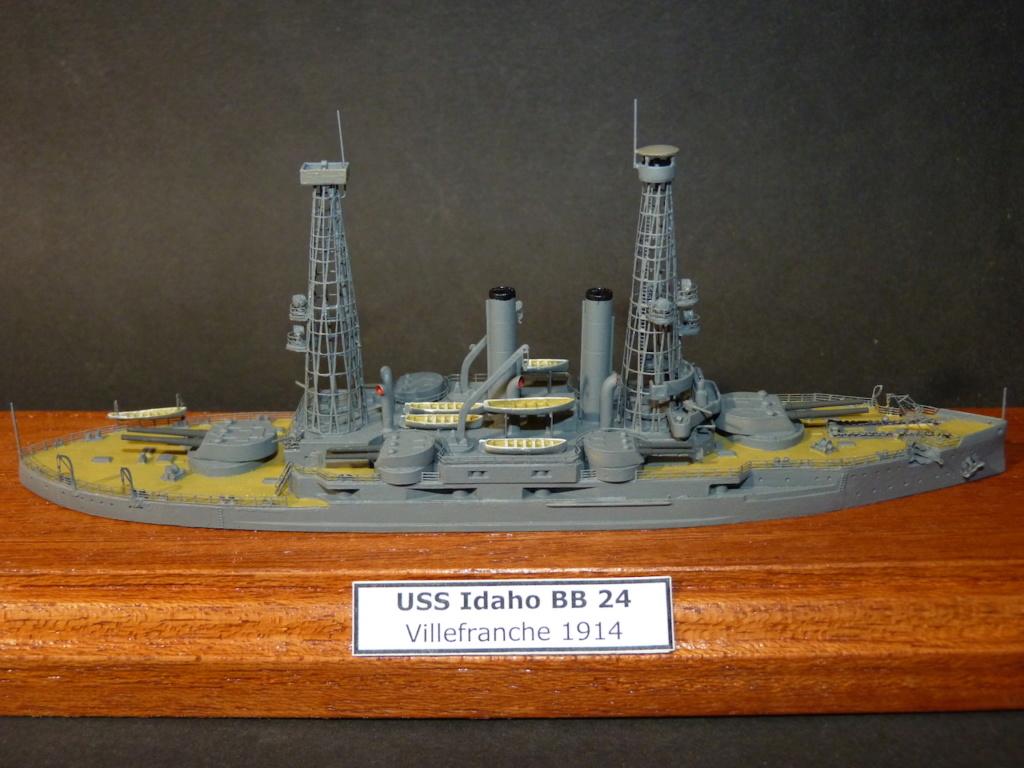 USS Idaho - BB 24 1/700 SAMEK   - Page 2 P1110983