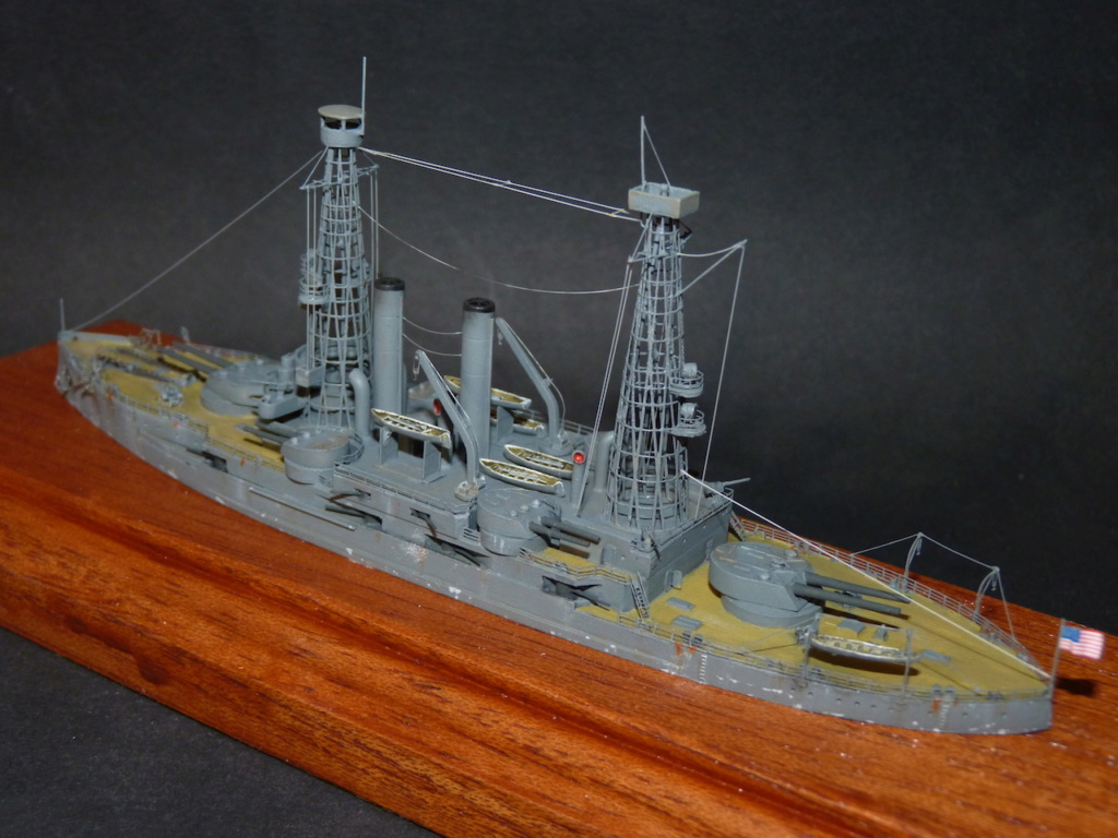 USS Idaho - BB 24 1/700 Samek   P1110985