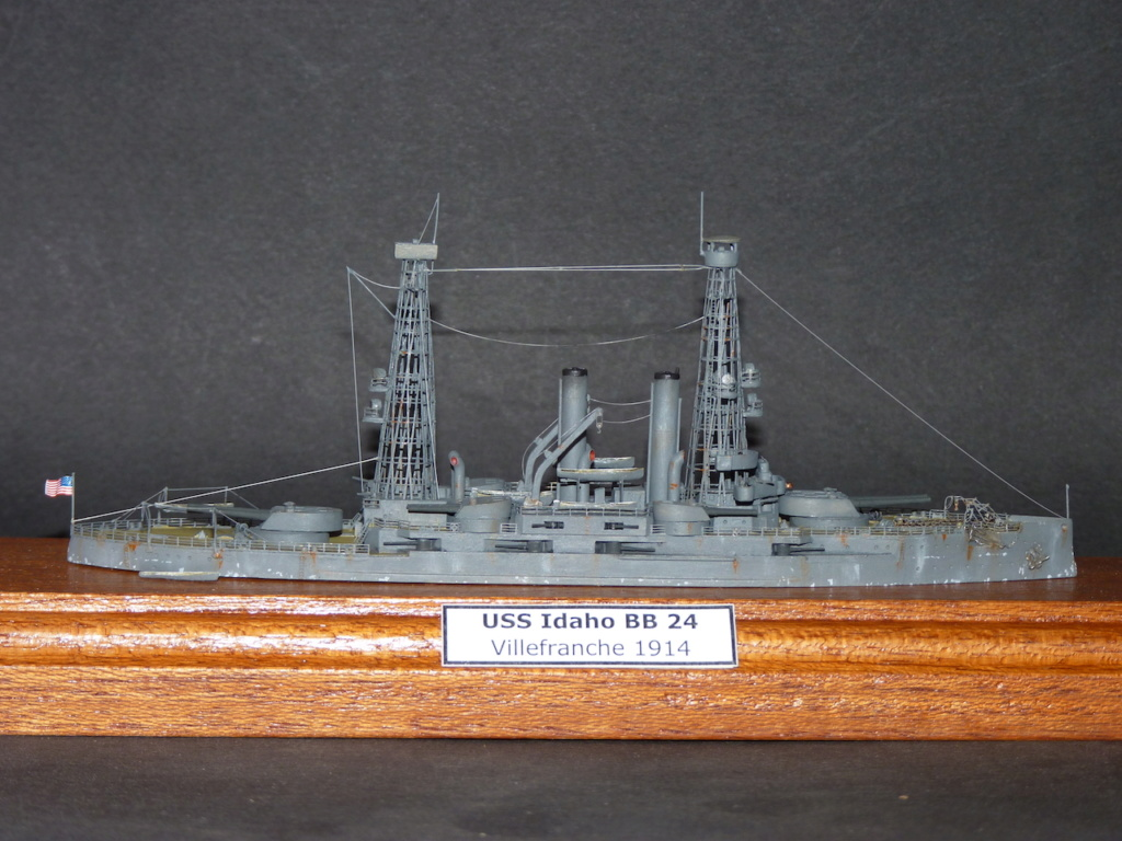 USS Idaho - BB 24 1/700 Samek   P1120010
