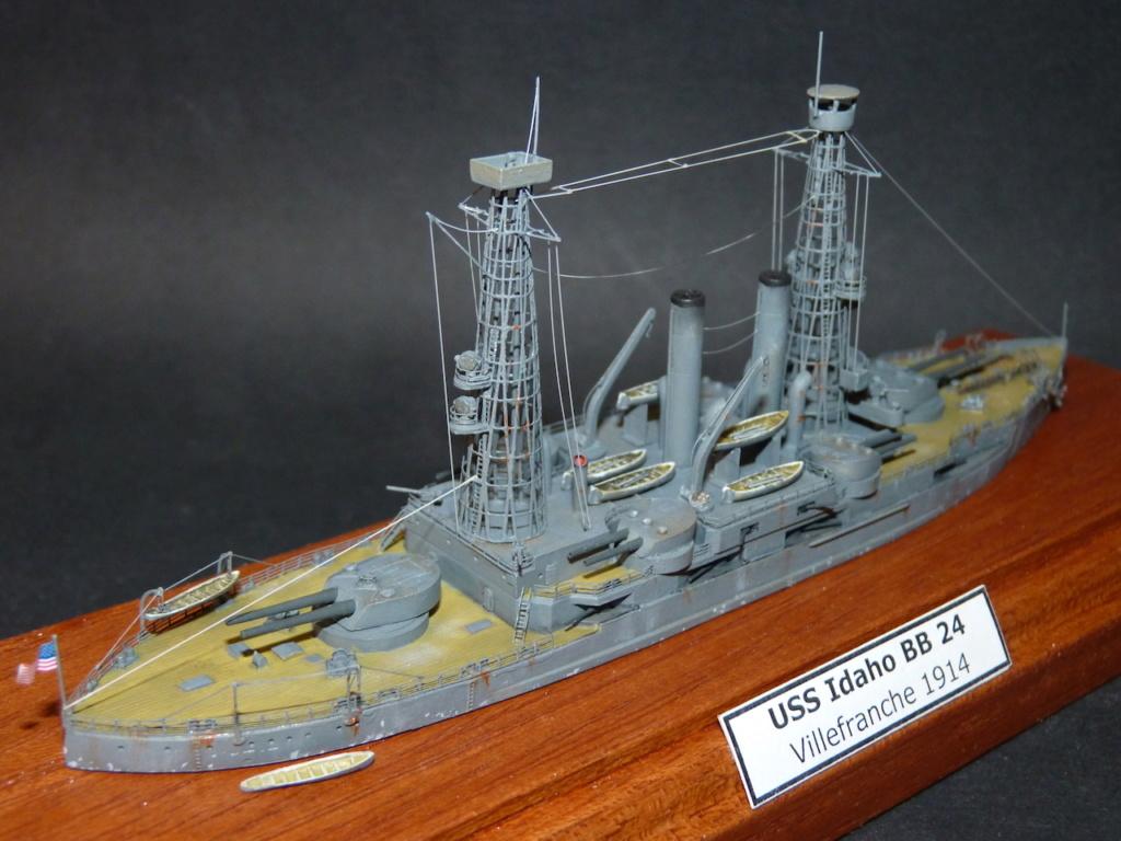 USS Idaho - BB 24 1/700 Samek   P1120012