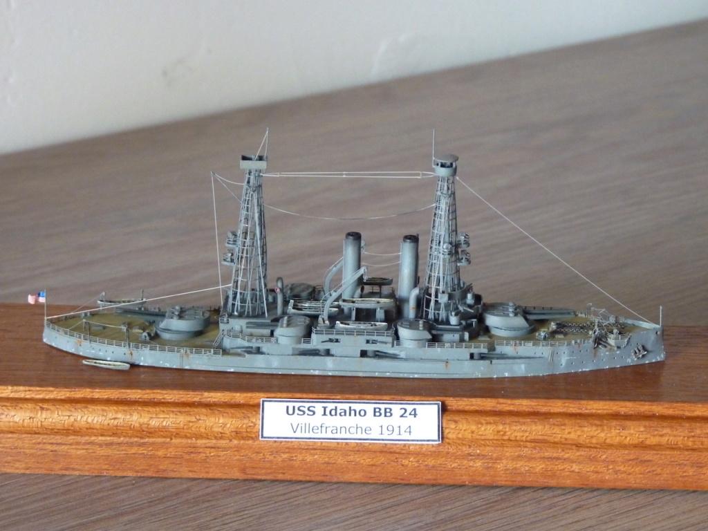 USS Idaho - BB 24 1/700 Samek   P1120019