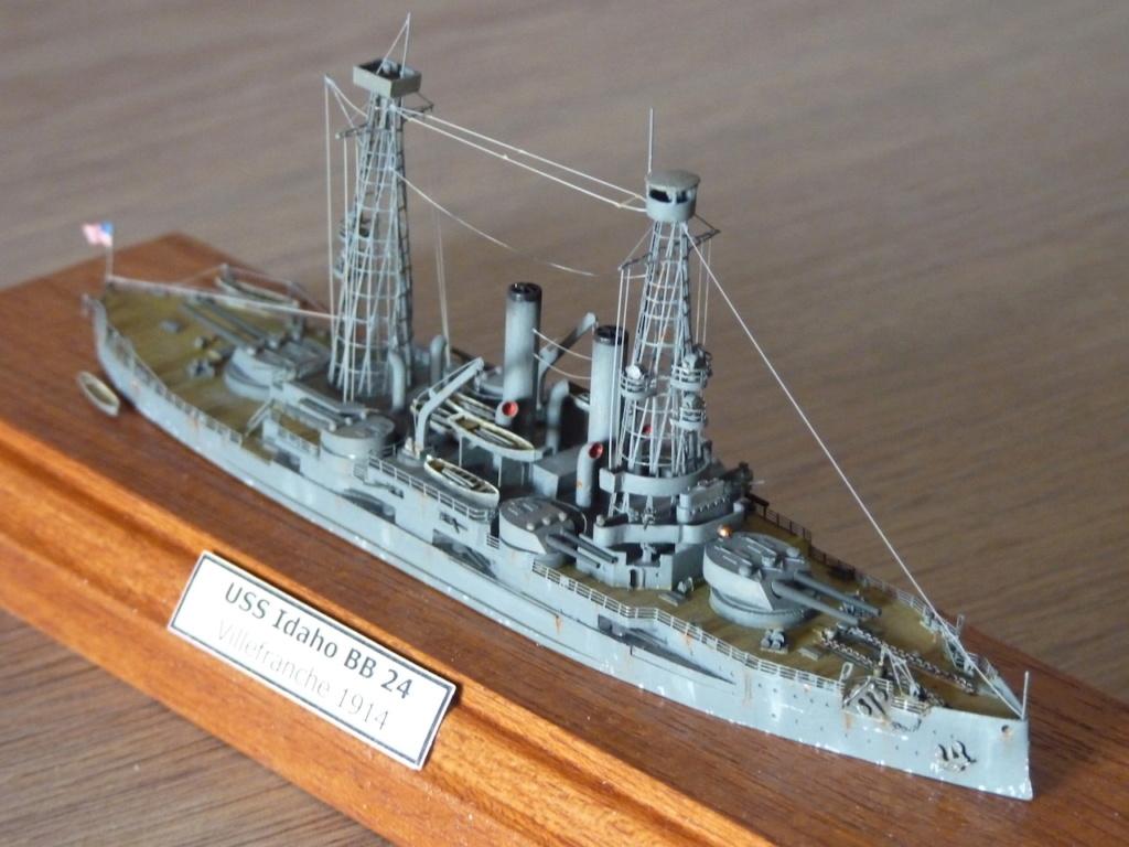 USS Idaho - BB 24 1/700 Samek   P1120022