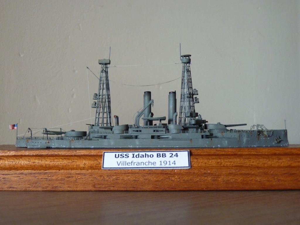 USS Idaho - BB 24 1/700 Samek   P1120023