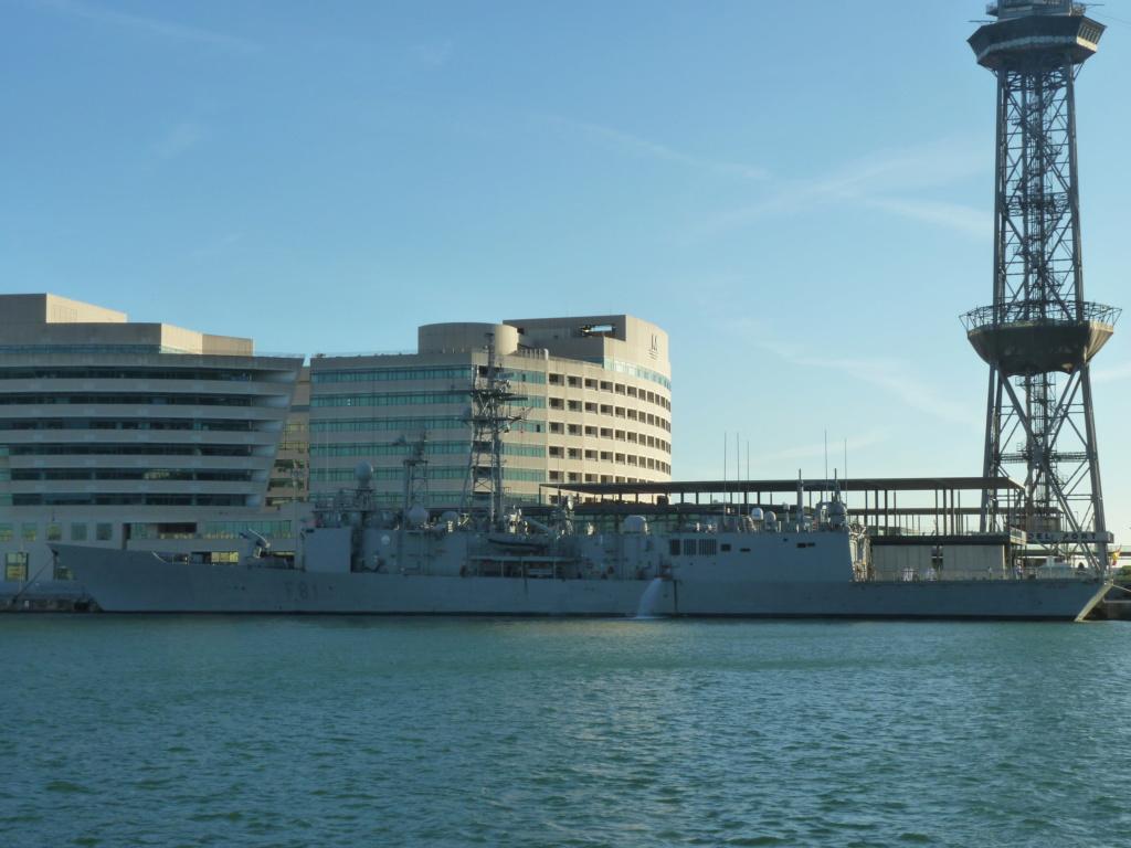Musée Maritime de Barcelone ....et quelques surprises. P1130010