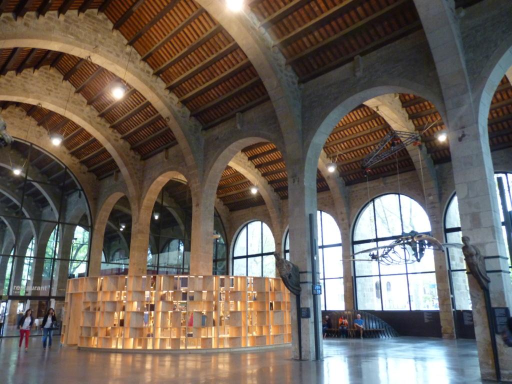 Musée Maritime de Barcelone ....et quelques surprises. P1130111