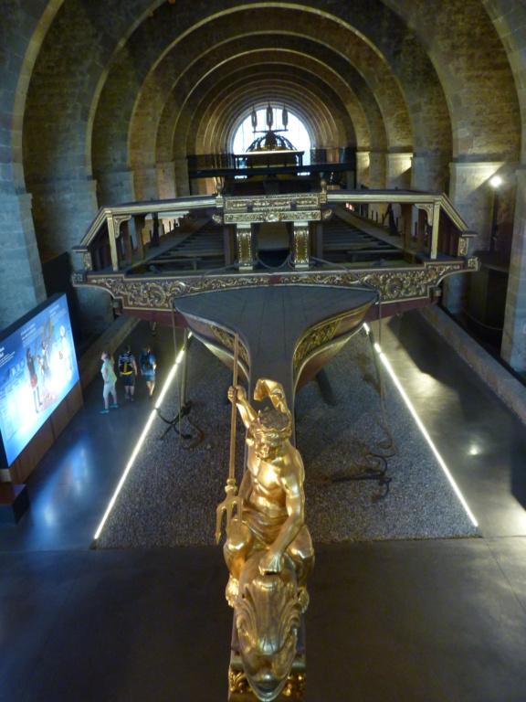 Musée Maritime de Barcelone ....et quelques surprises. P1130114