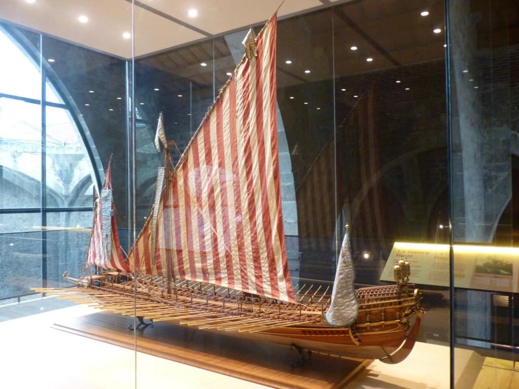 Musée Maritime de Barcelone ....et quelques surprises. P1130115