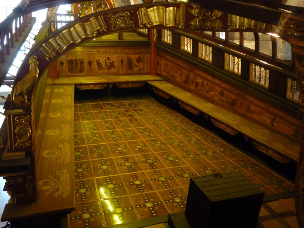 Musée Maritime de Barcelone ....et quelques surprises. P1130117