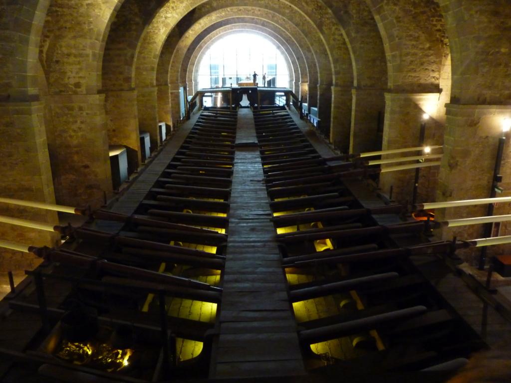 Musée Maritime de Barcelone ....et quelques surprises. P1130118