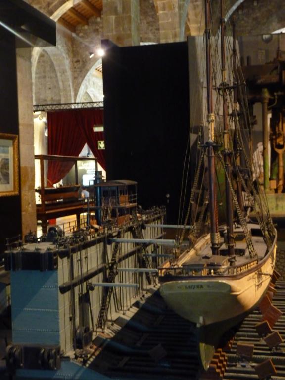 Musée Maritime de Barcelone ....et quelques surprises. P1130122