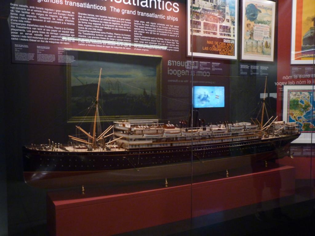 Musée Maritime de Barcelone ....et quelques surprises. P1130123