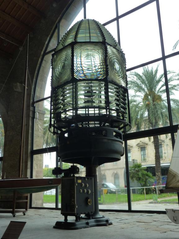 Musée Maritime de Barcelone ....et quelques surprises. P1130124