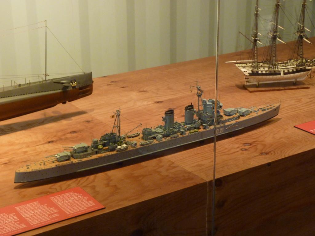 Musée Maritime de Barcelone ....et quelques surprises. P1130128