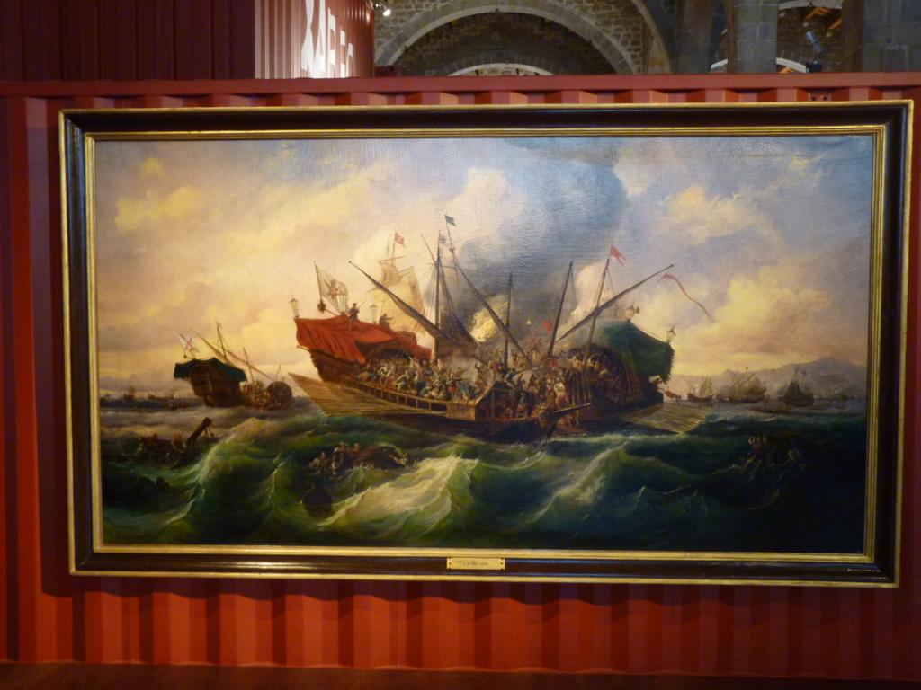 Musée Maritime de Barcelone ....et quelques surprises. P1130130