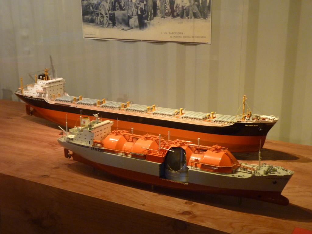 Musée Maritime de Barcelone ....et quelques surprises. P1130131