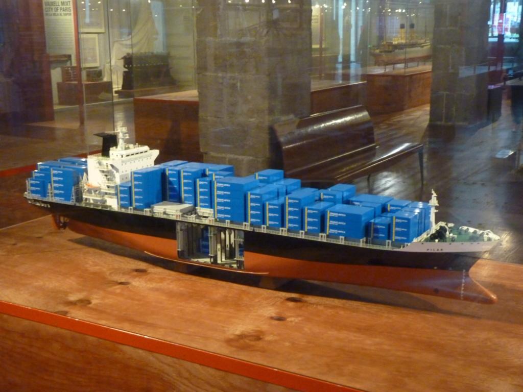 Musée Maritime de Barcelone ....et quelques surprises. P1130132
