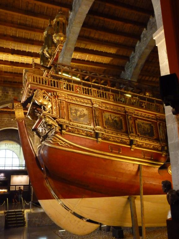 Musée Maritime de Barcelone ....et quelques surprises. P1130134