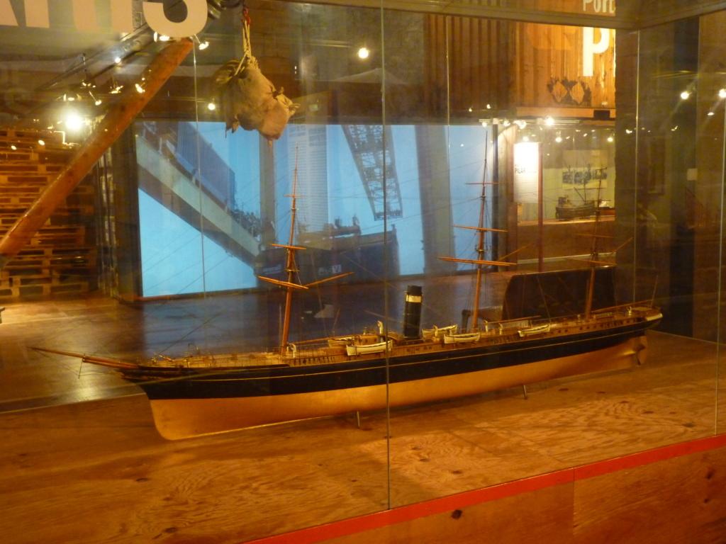 Musée Maritime de Barcelone ....et quelques surprises. P1130135