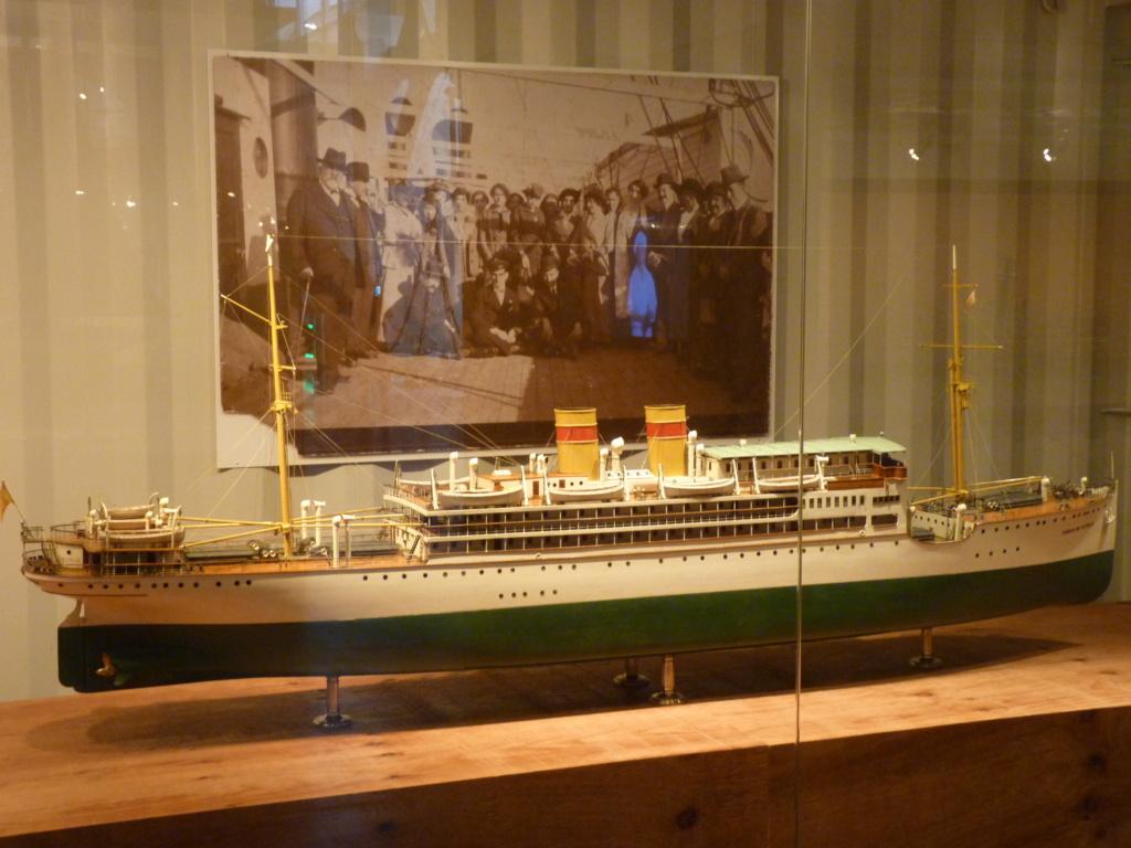 Musée Maritime de Barcelone ....et quelques surprises. P1130136