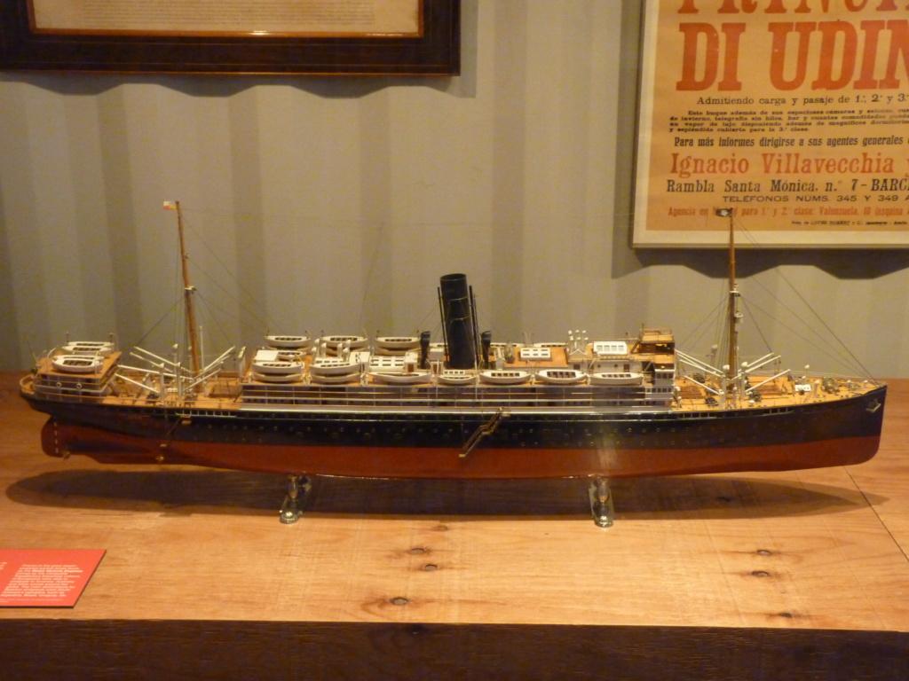 Musée Maritime de Barcelone ....et quelques surprises. P1130137