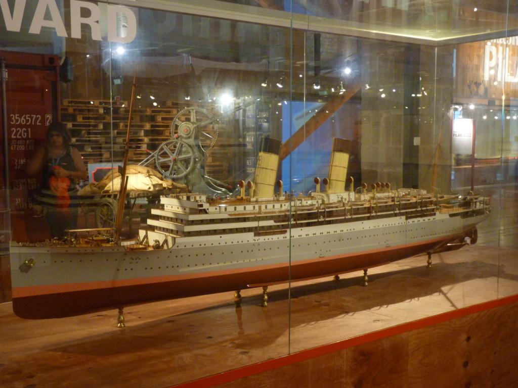 Musée Maritime de Barcelone ....et quelques surprises. P1130138