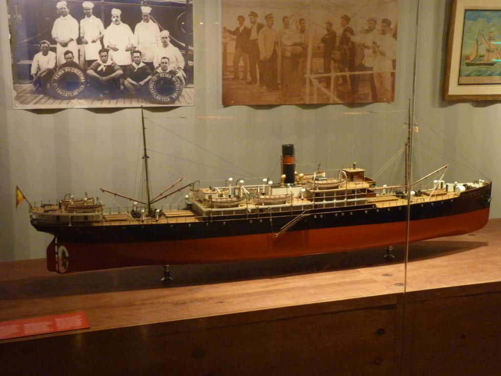 Musée Maritime de Barcelone ....et quelques surprises. P1130139