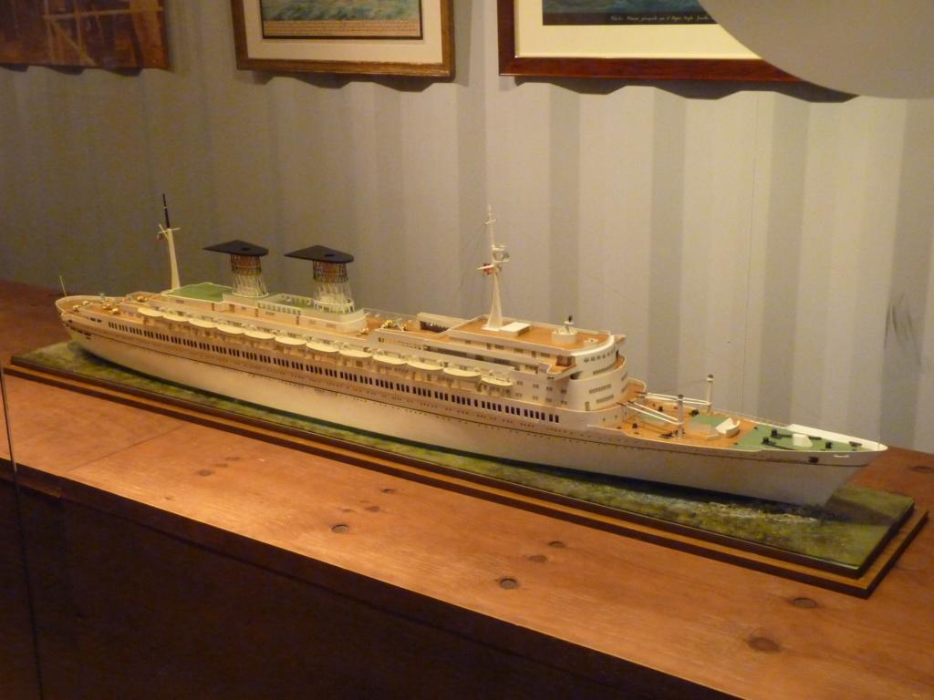 Musée Maritime de Barcelone ....et quelques surprises. P1130140