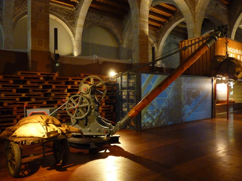 Musée Maritime de Barcelone ....et quelques surprises. P1130141
