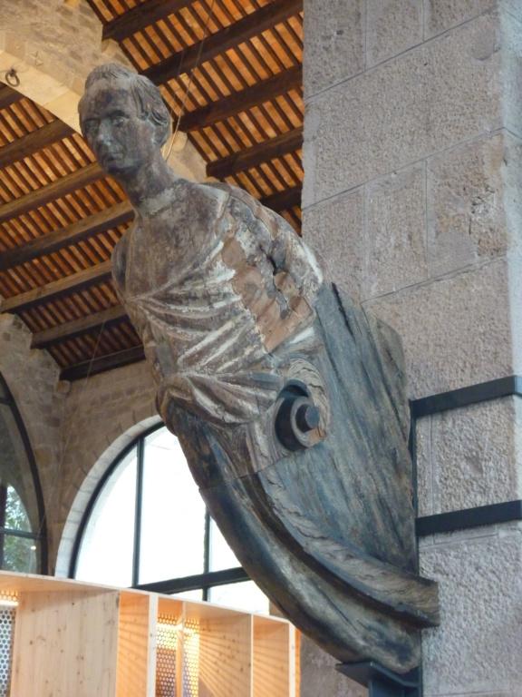 Musée Maritime de Barcelone ....et quelques surprises. P1130144