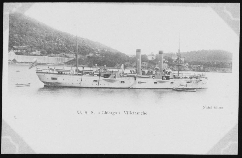 USS Chicago - croiseur protégé 1/700 COMBRIG Uss_ch10