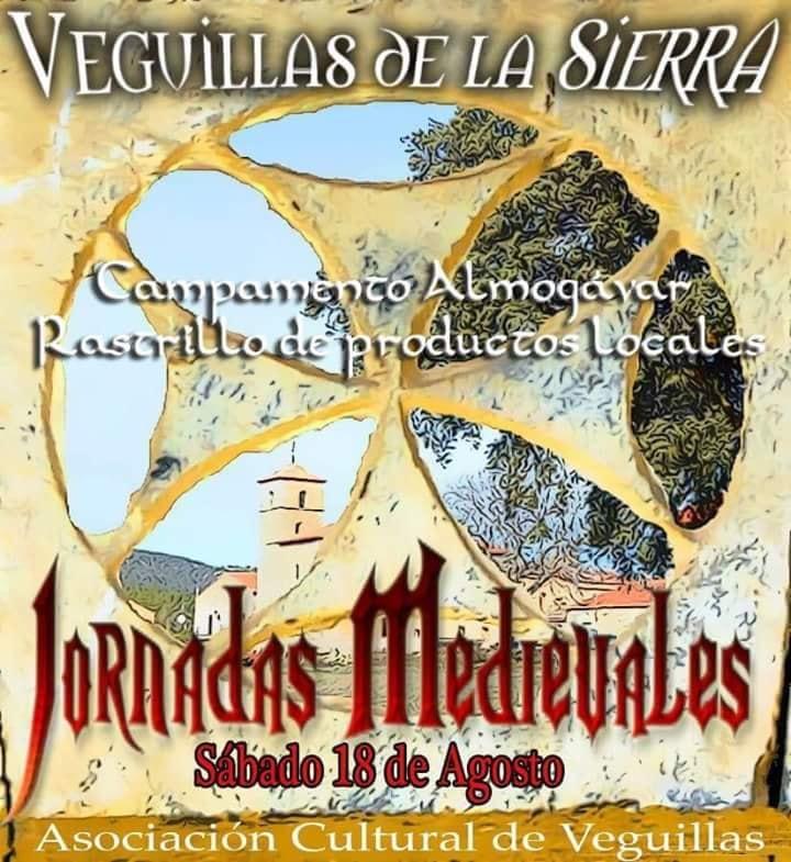 JORNADAS medievales de veguillas de la sierra 38795010