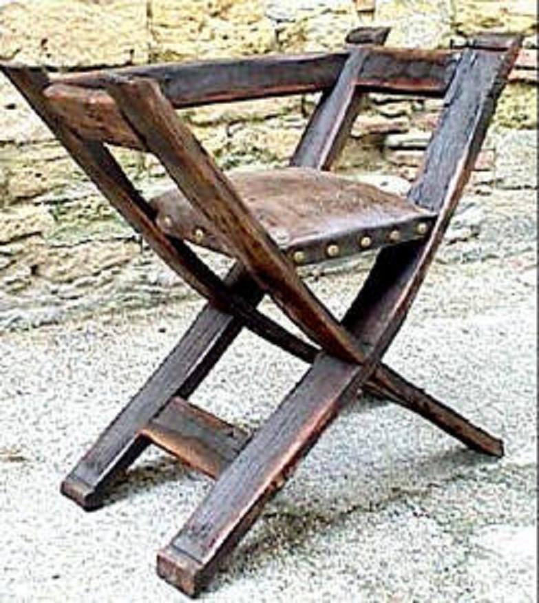 Datación silla medieval 67283211