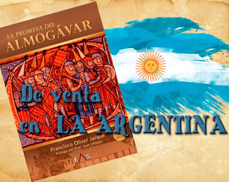 La Promesa del almogávar en Argentina Laprom10