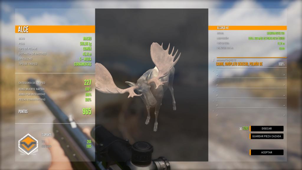 Alce Moose Diamante cazado en Layton Lake Alce_d10