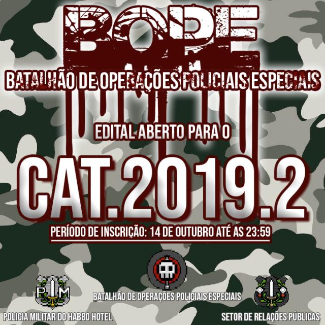 Edital - Curso de Ações Táticas - 2019.2 Cat_2010