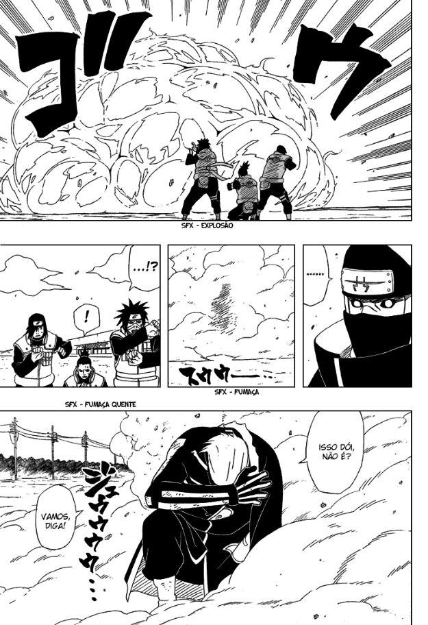 Asuma com conhecimento vs Hidan - Página 2 Naruto27