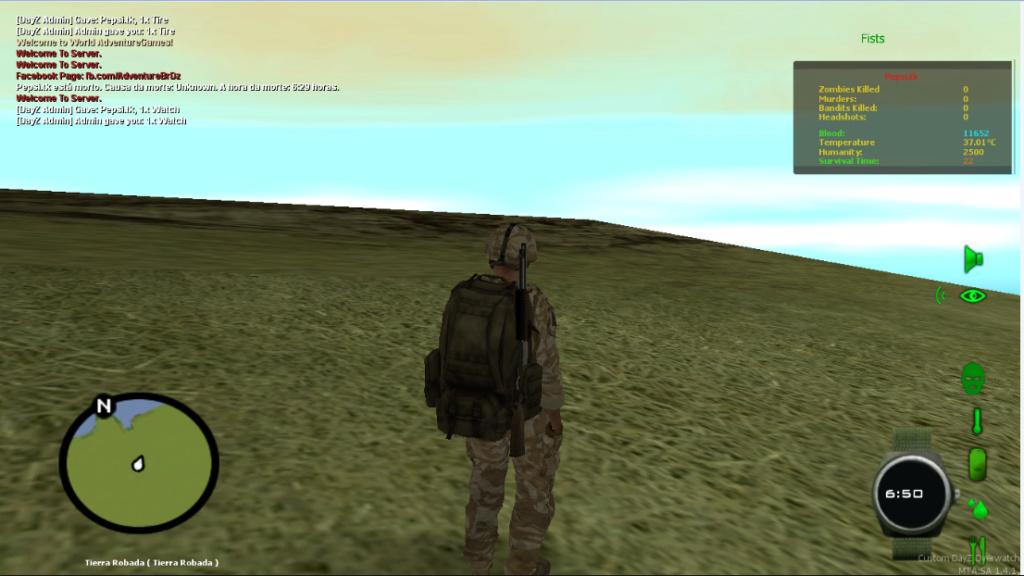 [Gamemode] World AdventureGames va0.5.7 0vhjxi10