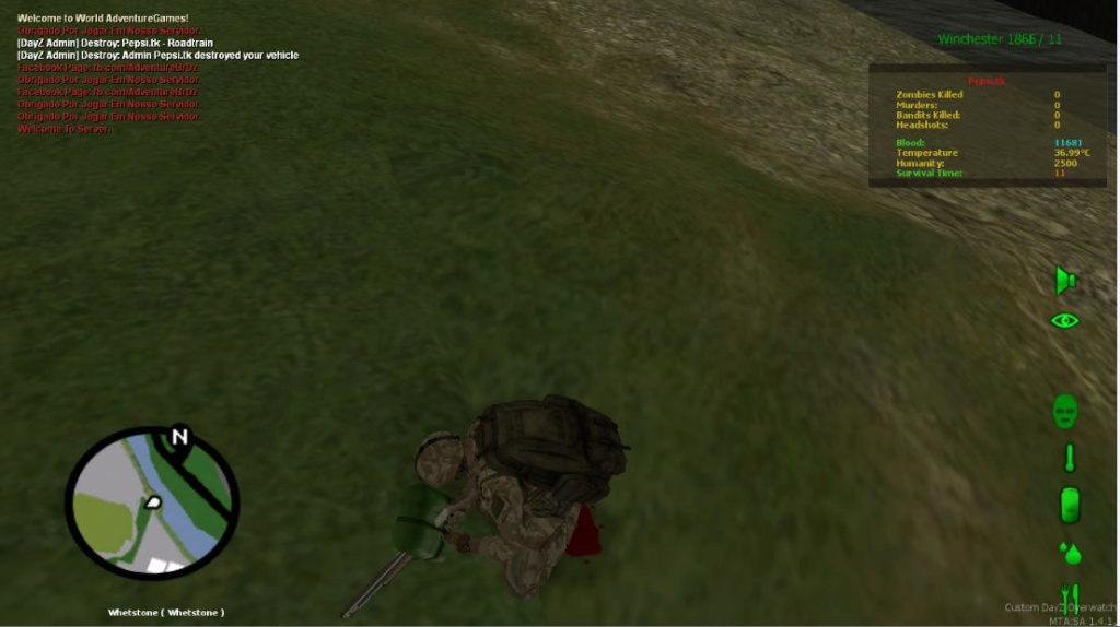 [Gamemode] World AdventureGames va0.5.7 Gggg10